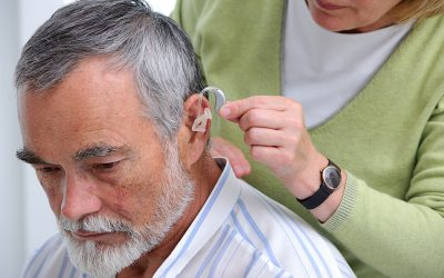 Prueba de audífono